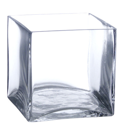 Square Glass Cylinder