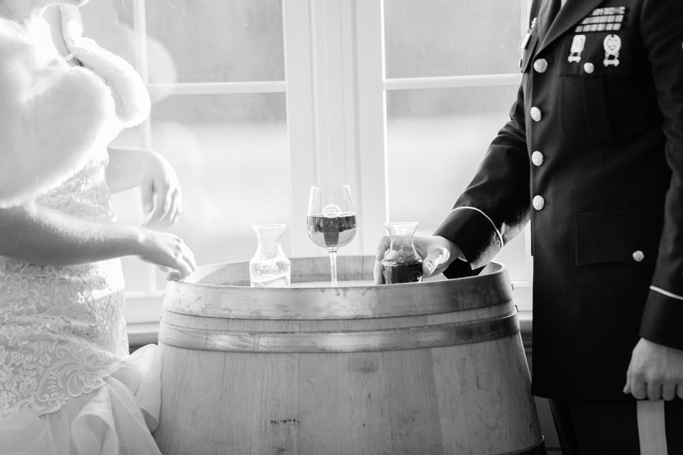 Wine Pairing Ceremony