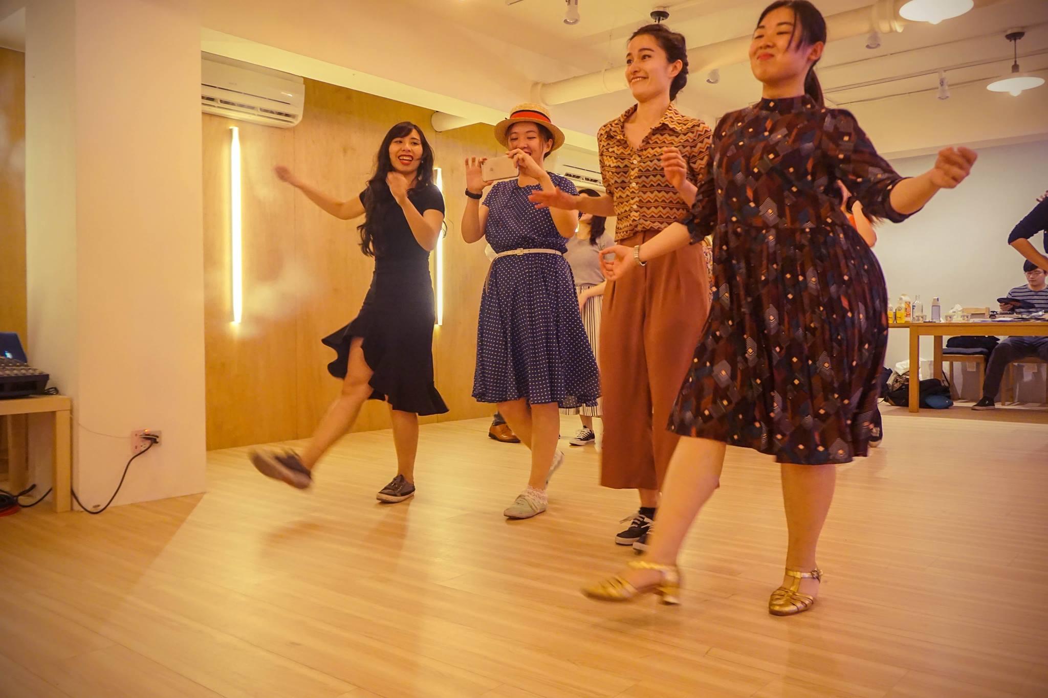 Big Apple搖擺舞教室