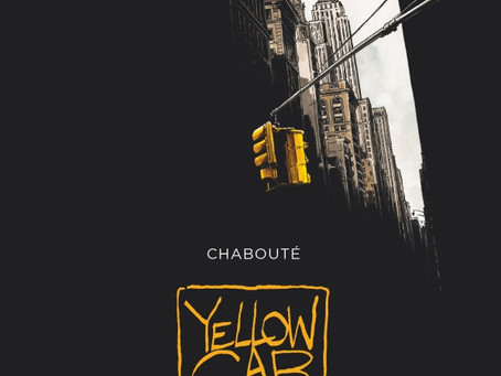 Chabouté - Yellow cab