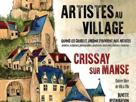 [Roots town] - errance kilomètrique à Crissay sur Manse