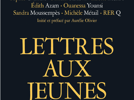 Collectif - Lettres aux jeunes poétesses