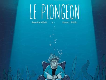 Séverine Vidal, Victor L. Pinel - Le plongeon