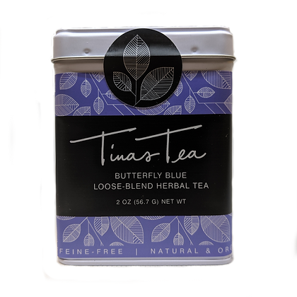 BUTTERFLY BLUE LOOSE HERBAL TEA