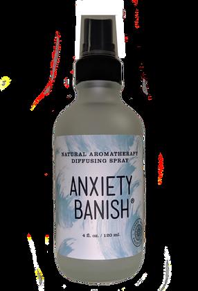ANXIETY BANISH® AROMATHERAPY DIFFUSING SPRAY