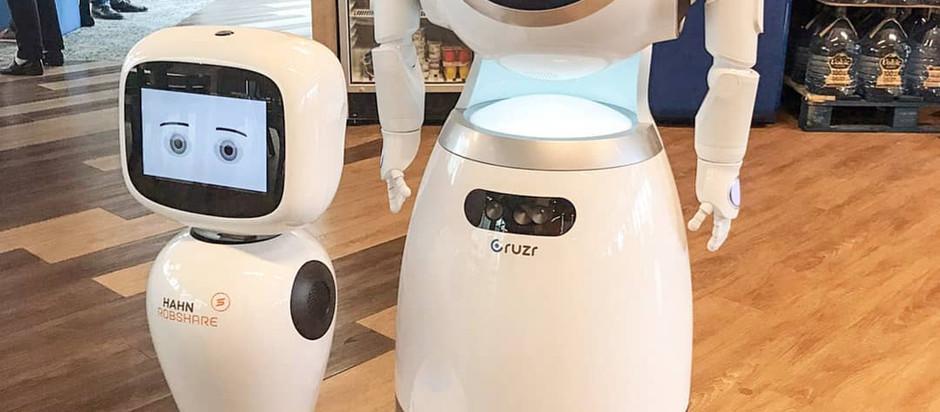 Venez découvrir notre gamme de Robot !