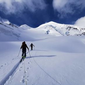 Skitour auf den Piz Palü 3900m