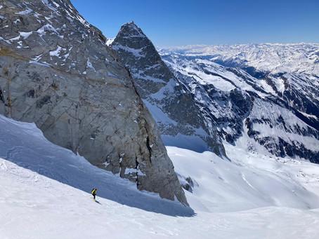 Skitour Olperer 3476m