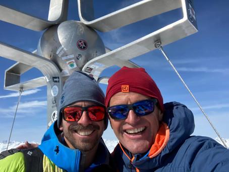 3 X 3000 Zuckerhütl 3507 m - Wilder Pfaff 3456 m und Wilder Freiger 3418 m