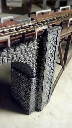 viadotto ferroviario in pietra