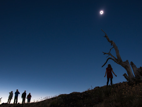 The Solar Eclipse: Catalyst for Change