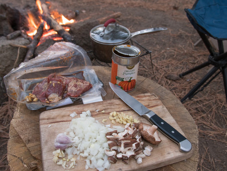 What's Cooking Around the Campfire This Autumn?