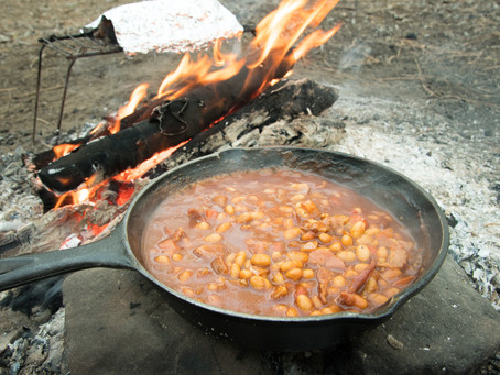 Inspired Camp Cooking: Autumn Comfort Food