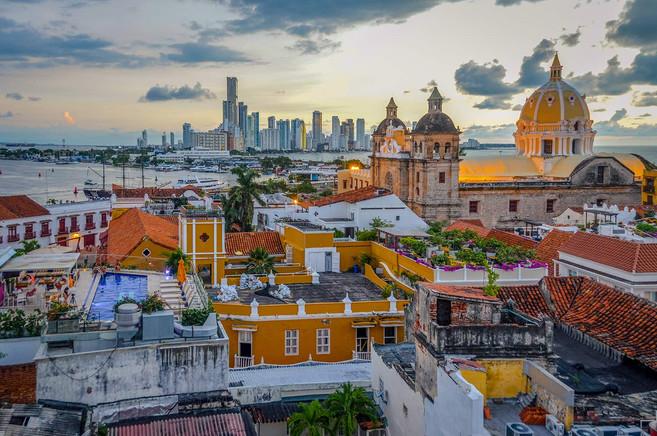 Cartagena at sunset.jpg