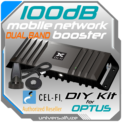 Optus Cel Fi GO2 Dual Band Mobile Network Booster Repeater