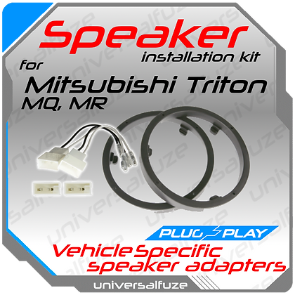 Speaker installation Kit for Mitsubishi Triton