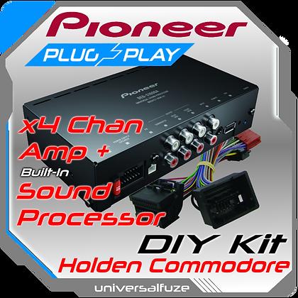 Pioneer DEQ Amplified Sound Processor