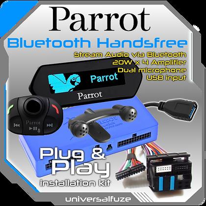 Parrot MKi9100 Bluetooth Multimedia upgrade Kit Plug and Play