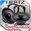 Thumbnail: HERTZ Cento High power rear speakers for Toyota Hilux
