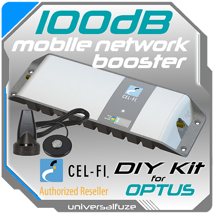Optus Cel Fi GO Mobile Network Booster Repeater