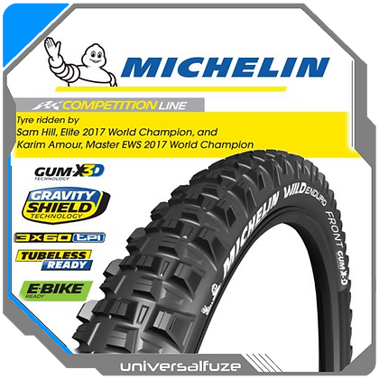 Michelin Wild Enduro MTB Tyre GUM-X