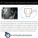 Holden VE Commodore Accessories wire location