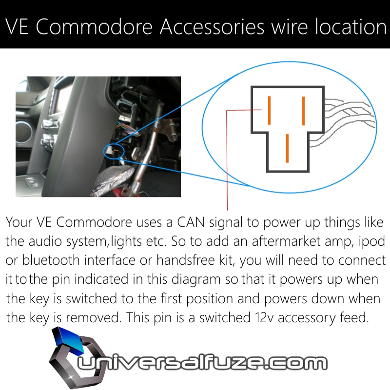 VE Commodore 12v Accessories wire location.png