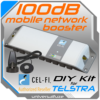 Telstra Cel Fi GO Mobile Network Booster Repeater