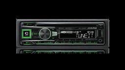 Alpine  CDE-163EBT 50Wx4 CD Multimedia player