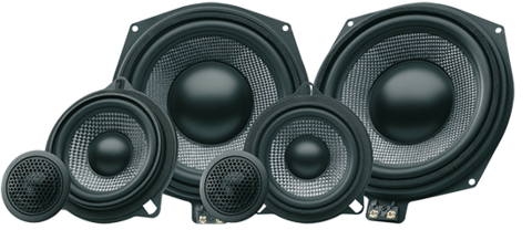 MTX Audio BMW/Mini Speaker package