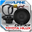Thumbnail: Alpine Type R Hi Res Toyota Hilux Rear speaker pack
