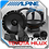 "Thumbnail: TOYOTA HILUX Custom fit ALPINE 6.5"" S Front Speaker Pack"