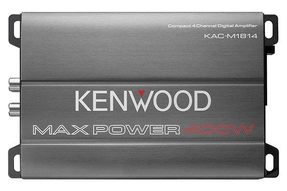 Kenwood KAC M1814 Micro IP68 Amplifier
