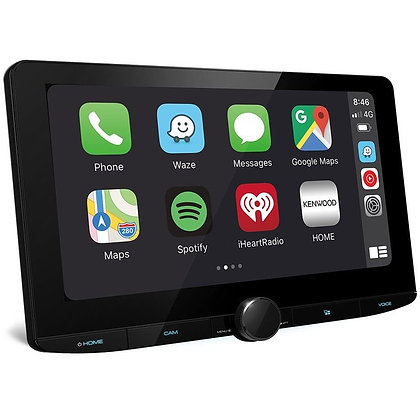 "Kenwood 10"" Wireless Car play/Android Auto Multimedia unit"