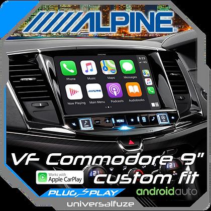 "Alpine VF Commodore custom fit 9"" Multimedia"