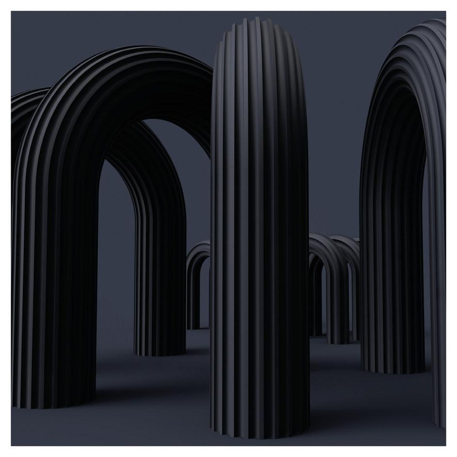 BLACK IRIS II