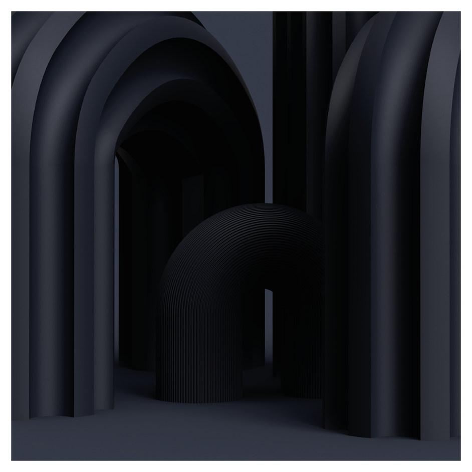 BLACK IRIS I