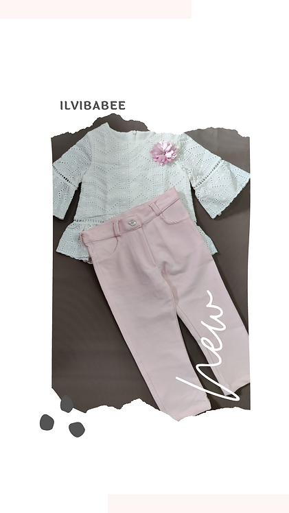 Full Sleeves Top with Pants