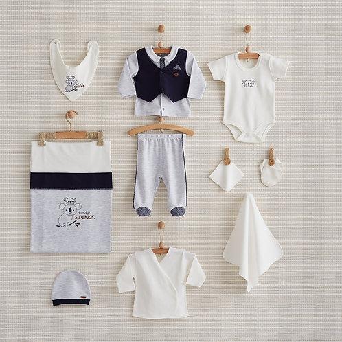 DADDY NEWBORN BABY 10 IN 1 GIFT SET
