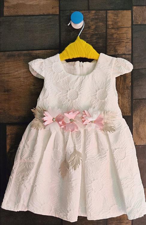 BABY GIRL SHORT SLEEVES DRESS