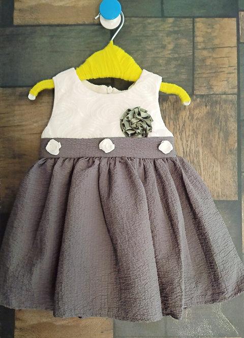 BABY GIRL SLEEVELESS DRESS