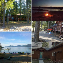 PRIEST LAKE BY OWNER AND VACATION RENTALS
