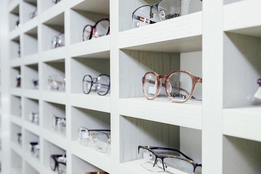 Unsere Brillenlabels