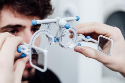 Oculus Präzision