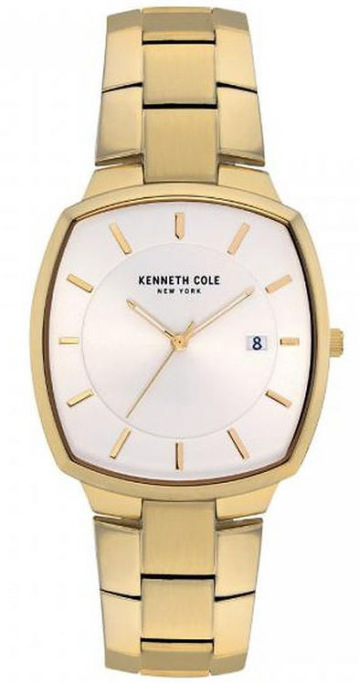 Kenneth Cole Classic Stainless Steel Band Watch KC50892006