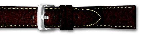 MS906 • Shrunken Grain Genuine Italian Leather
