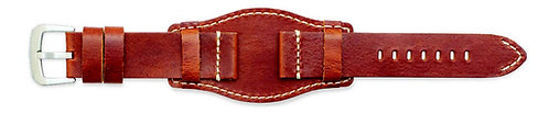MS918 • Genuine Leather Bund Band