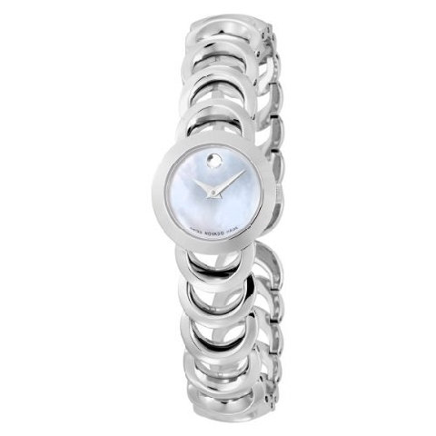 MOVADO Ladies Moon Bear Rondiro Watch