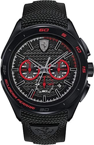 FERRARI Mens Scuderia Ferrari Gran Premio Chronograph Watch