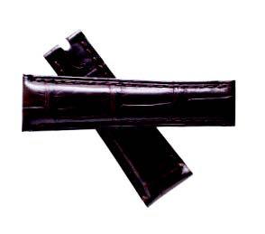 FitsRolex•RLX2•Daytona Genuine Alligator Semi-Matte